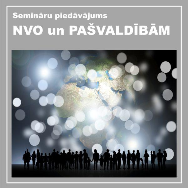 Semināri NVO un pašvaldībām