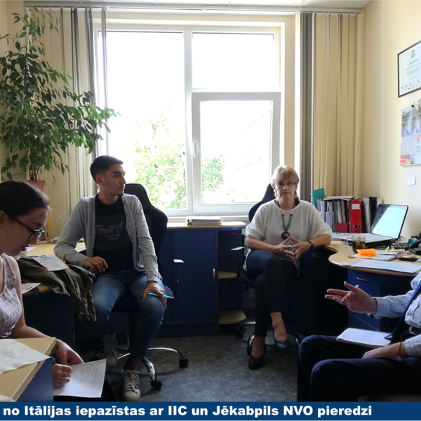 IIC un LAPAS sadarbība ANO Ilgtspējīgas attīstības mērķu sasniegšanā